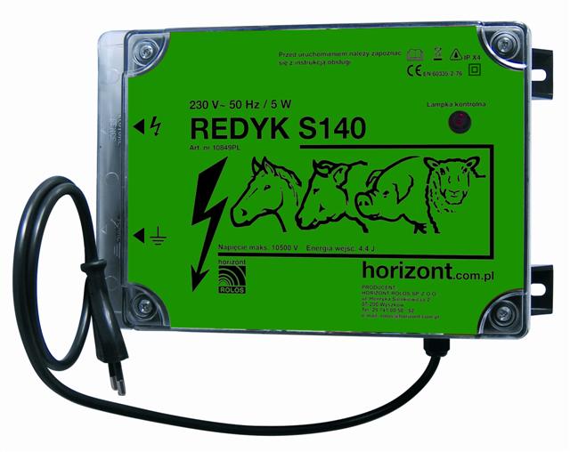 Adapter Redyk S140, 230 V, 4,4/3 J