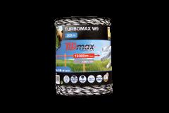 Taranöör Turbomax W9, rull 200m, rull 400 m