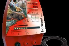 Adapter Hotshock N50, 230 V, 6/5 J