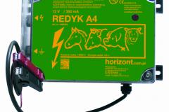 Adapter Redyk A4, 12V, 4,5/3,1 J
