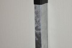 Aiapost 40x60x1,5mm, HDG, erinevad kõgused