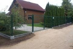Värav 3D roheline